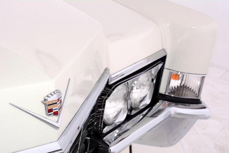 1969 Cadillac deVille Image 14