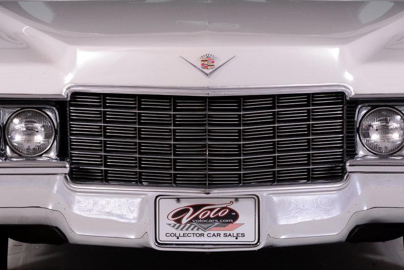 1969 Cadillac deVille Image 17