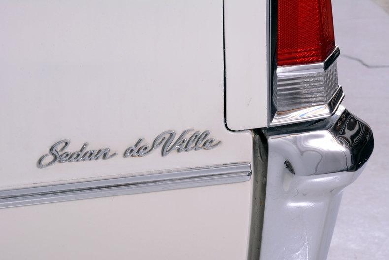 1969 Cadillac deVille Image 18