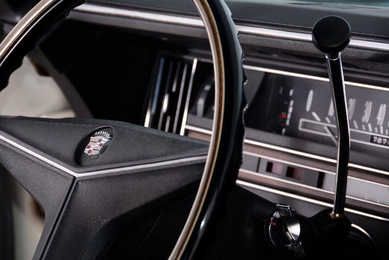 1969 Cadillac deVille Image 28