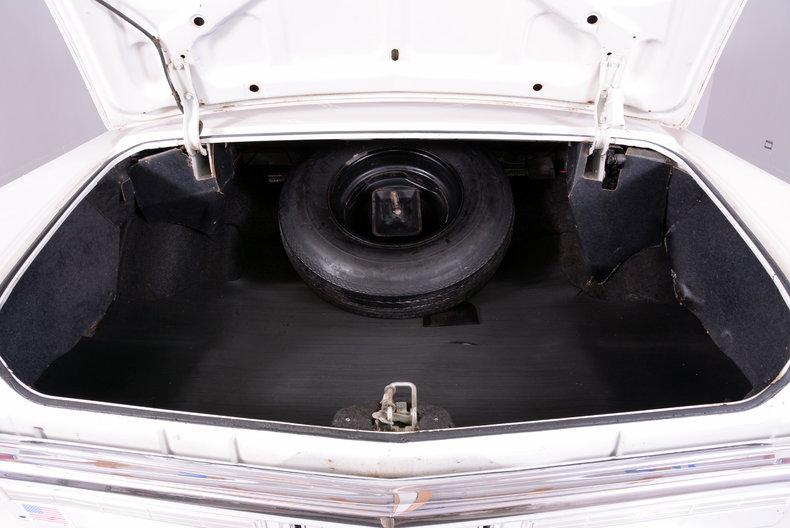1969 Cadillac deVille Image 34