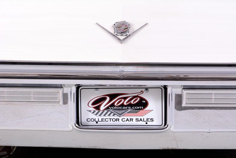 1969 Cadillac deVille Image 38