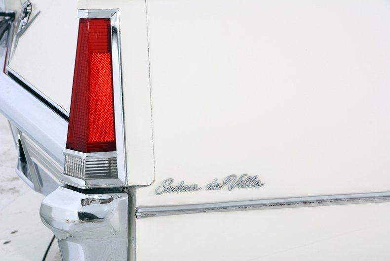 1969 Cadillac deVille Image 41