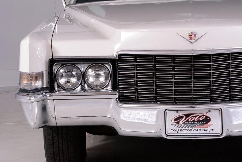 1969 Cadillac deVille Image 43