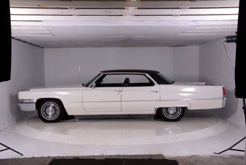 1969 Cadillac deVille Image 46