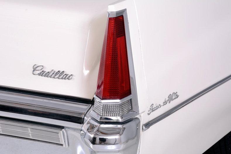 1969 Cadillac deVille Image 54
