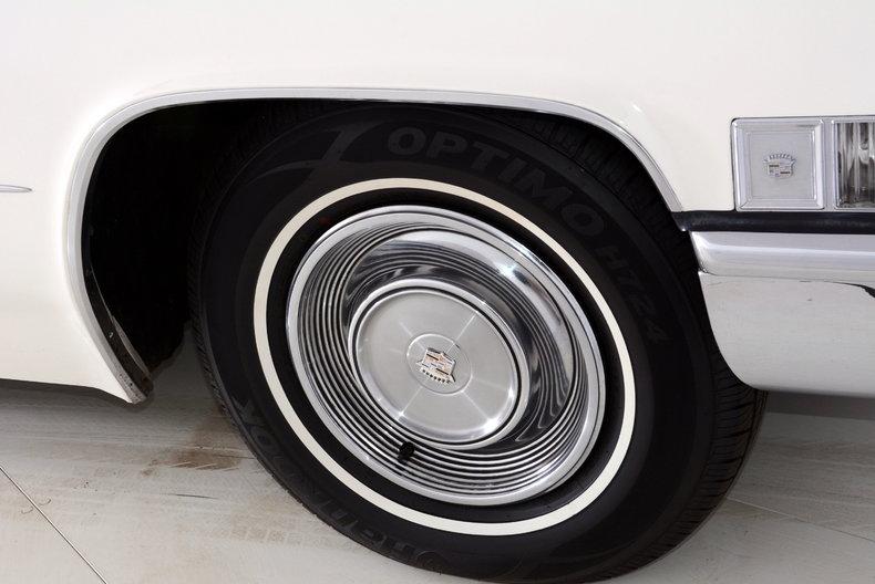 1969 Cadillac deVille Image 58