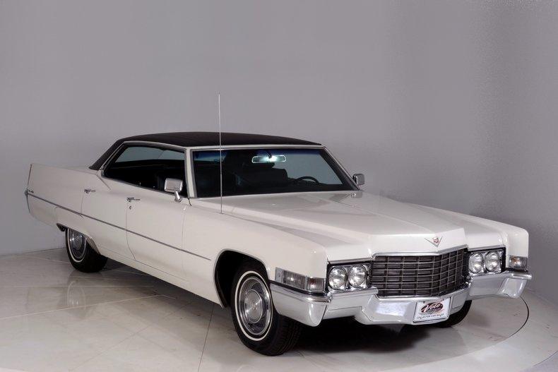 1969 Cadillac deVille Image 62