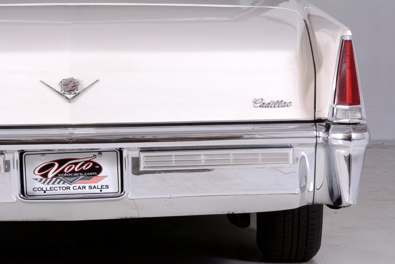 1969 Cadillac deVille Image 63