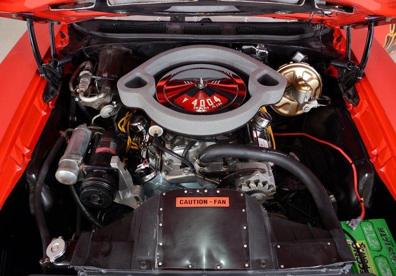 1969 Pontiac GTO Image 4