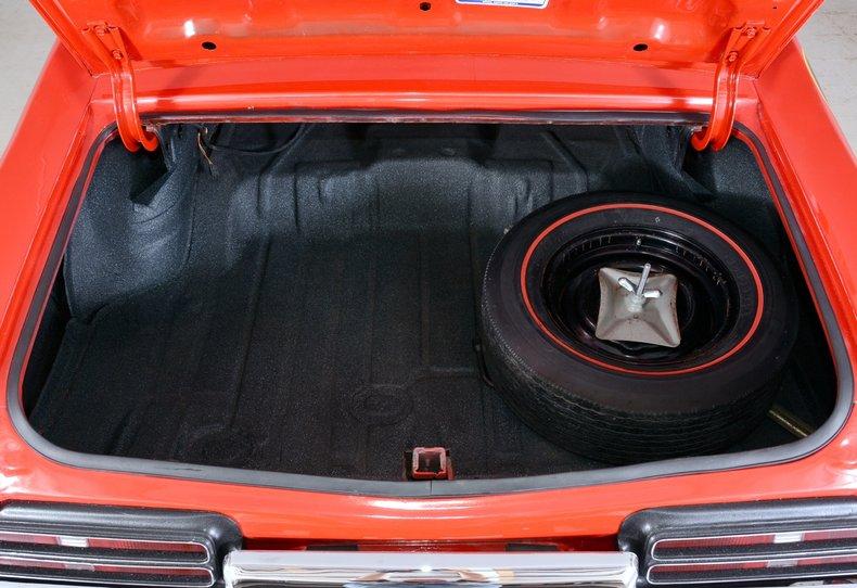 1969 Pontiac GTO Image 12