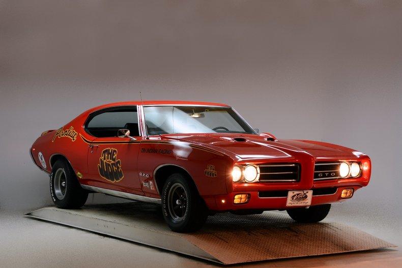 1969 Pontiac GTO Image 14