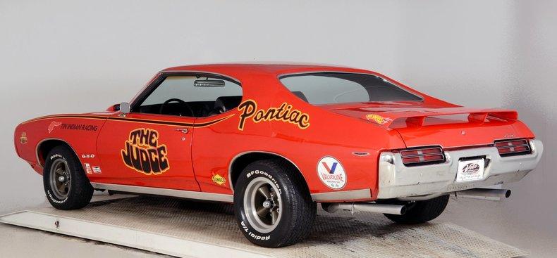 1969 Pontiac GTO Image 22