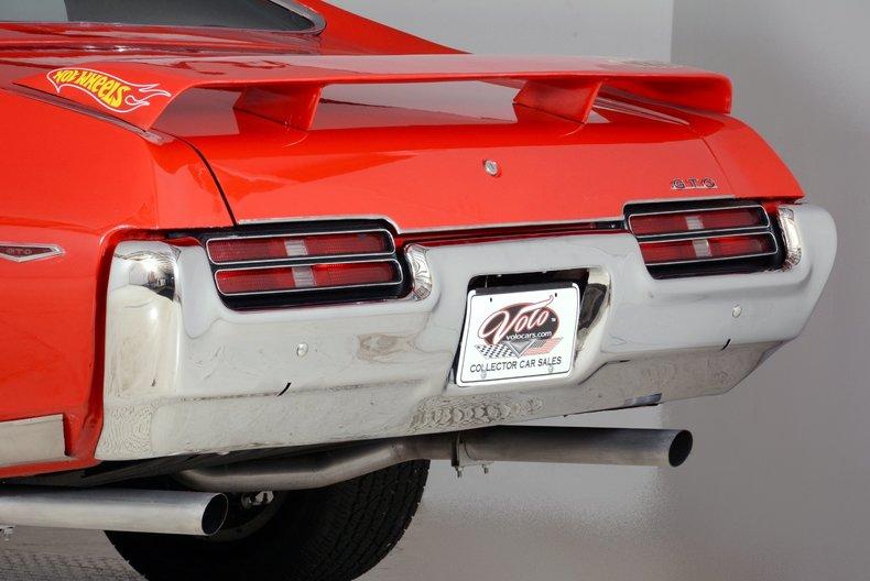 1969 Pontiac GTO Image 46