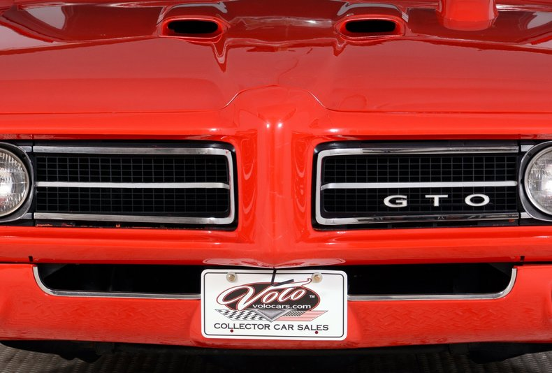 1969 Pontiac GTO Image 60