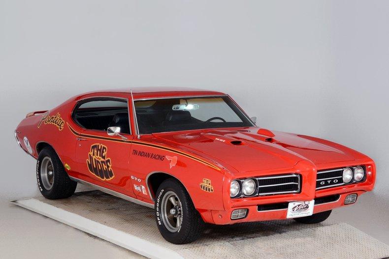 1969 Pontiac GTO Image 62
