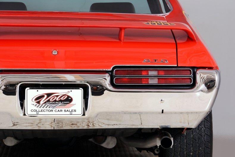 1969 Pontiac GTO Image 63