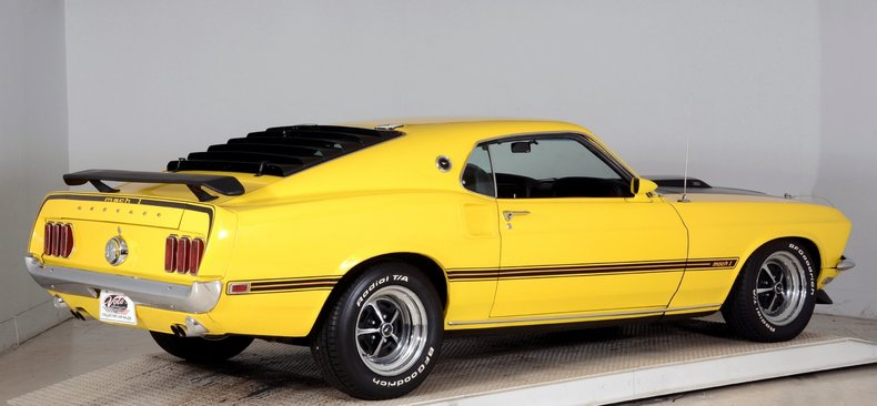 1969 Ford Mustang Image 3
