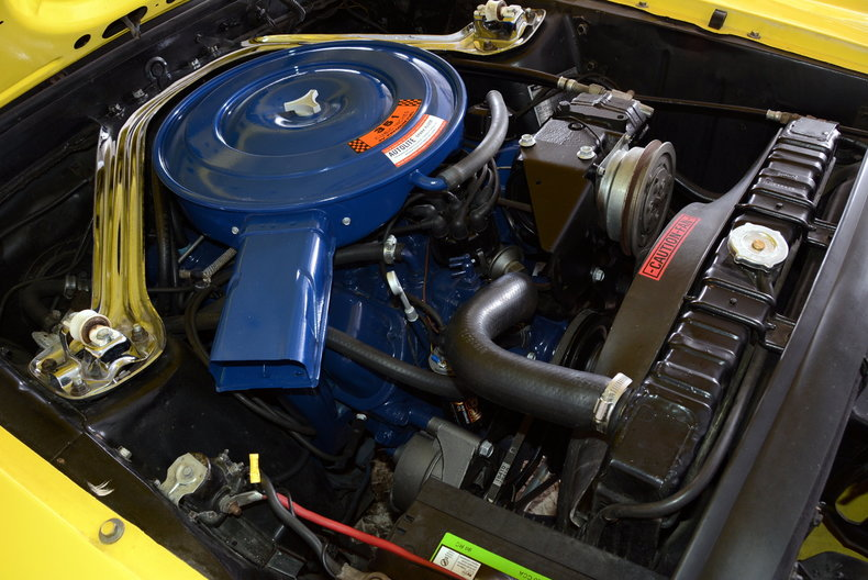 1969 Ford Mustang Image 35