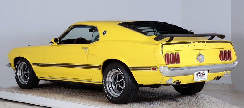 1969 Ford Mustang Image 38