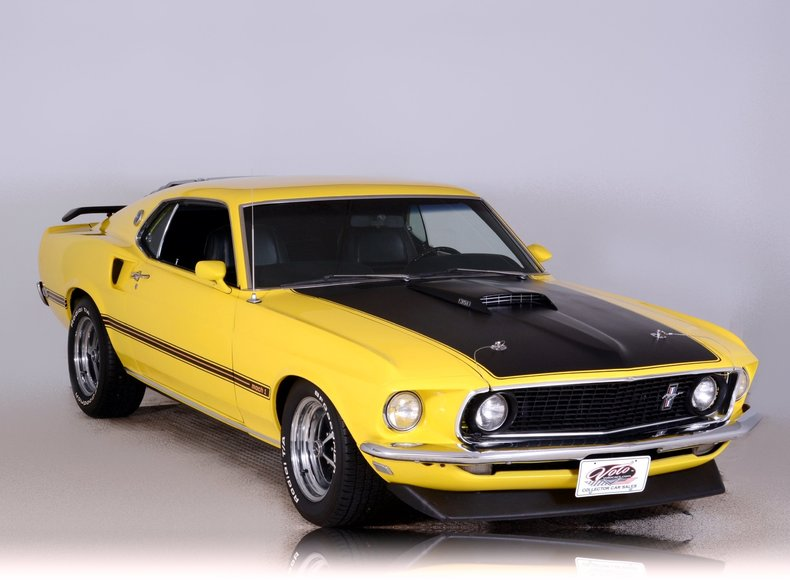 1969 Ford Mustang Image 68