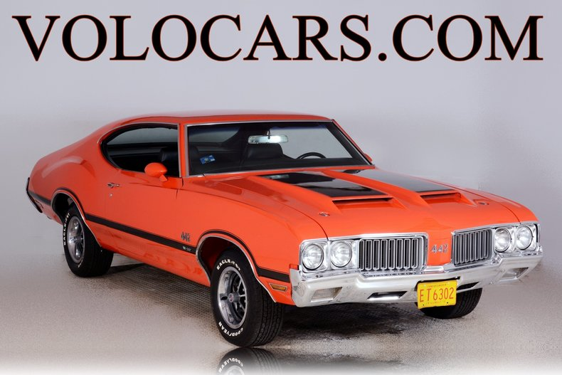 1970 Oldsmobile 442 Image 1