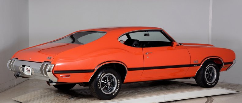 1970 Oldsmobile 442 Image 3