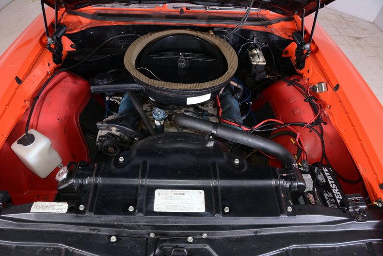 1970 Oldsmobile 442 Image 4