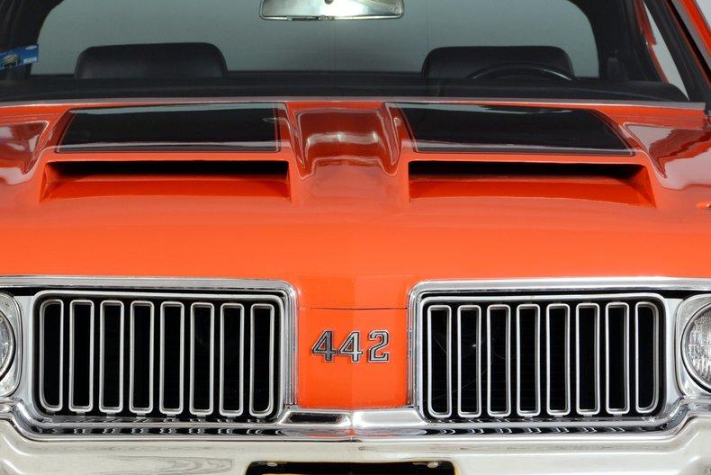 1970 Oldsmobile 442 Image 5