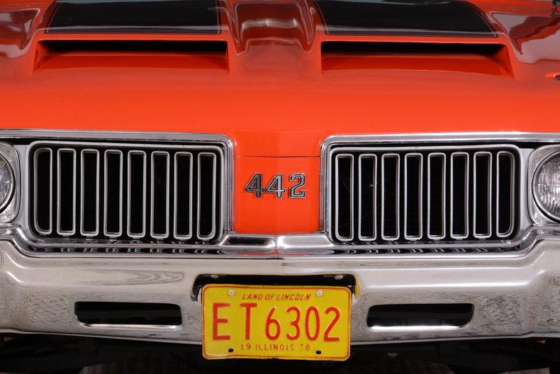 1970 Oldsmobile 442 Image 27