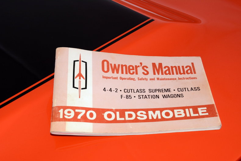 1970 Oldsmobile 442 Image 33