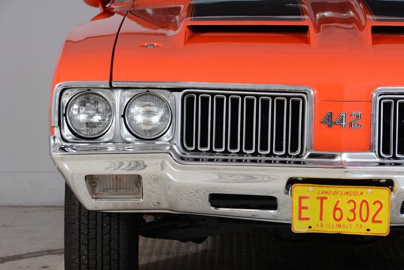 1970 Oldsmobile 442 Image 38