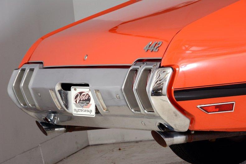 1970 Oldsmobile 442 Image 49