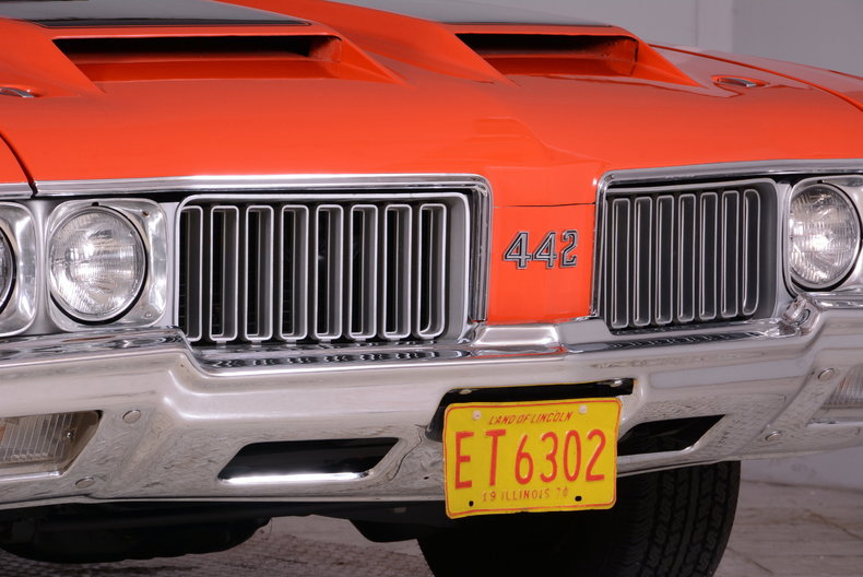 1970 Oldsmobile 442 Image 54
