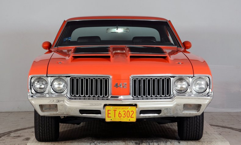 1970 Oldsmobile 442 Image 57