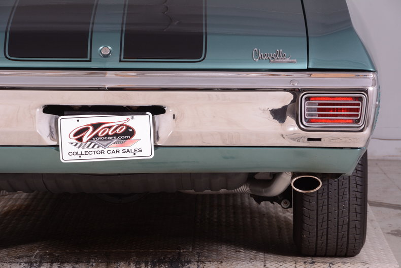 1970 Chevrolet Chevelle Image 39