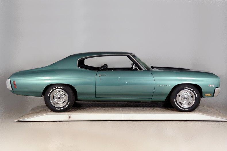 1970 Chevrolet Chevelle Image 52