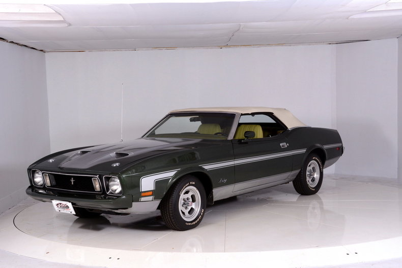 1973 Ford Mustang Image 22