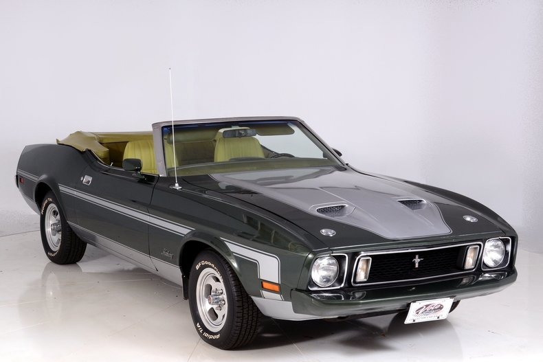 1973 Ford Mustang Image 60
