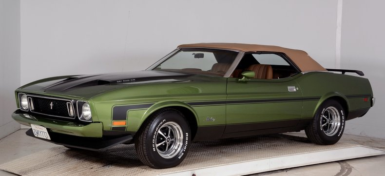 1973 Ford Mustang Image 14