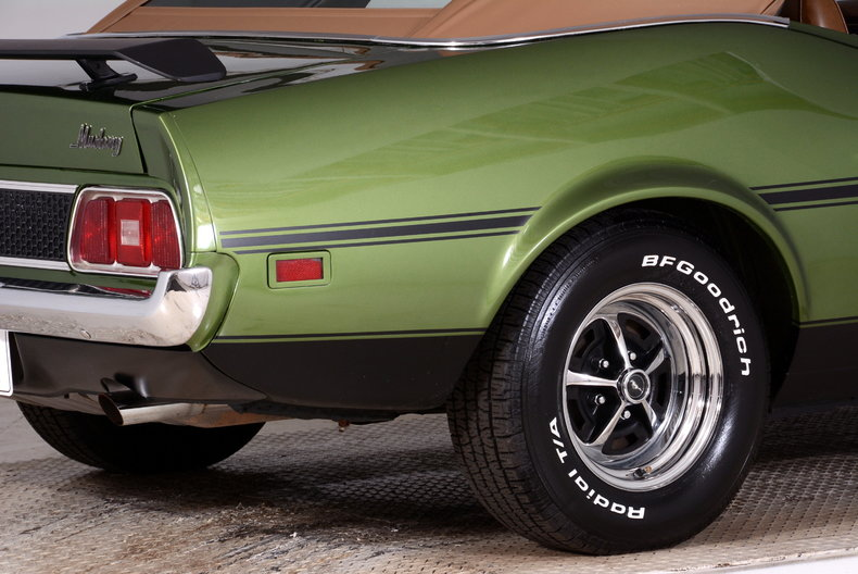 1973 Ford Mustang Image 36