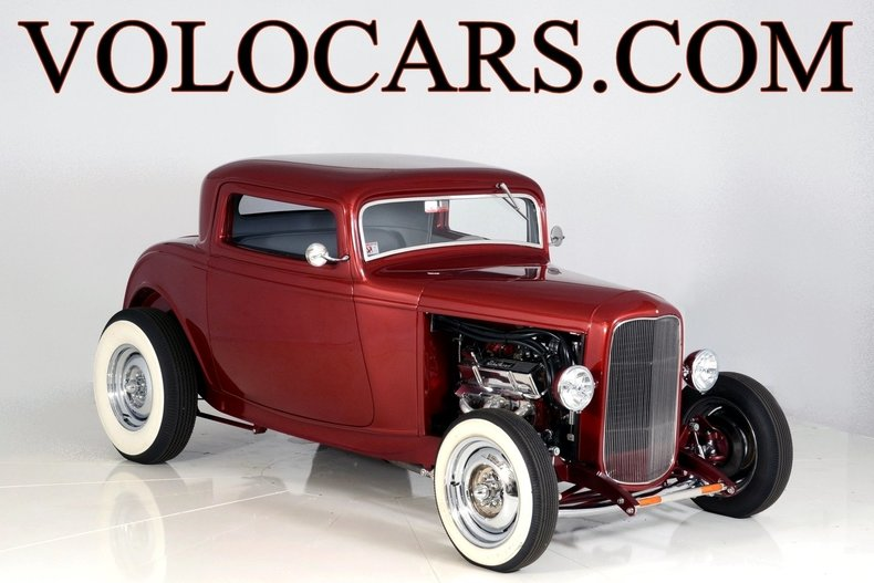 1932 Ford Coupe Image 1