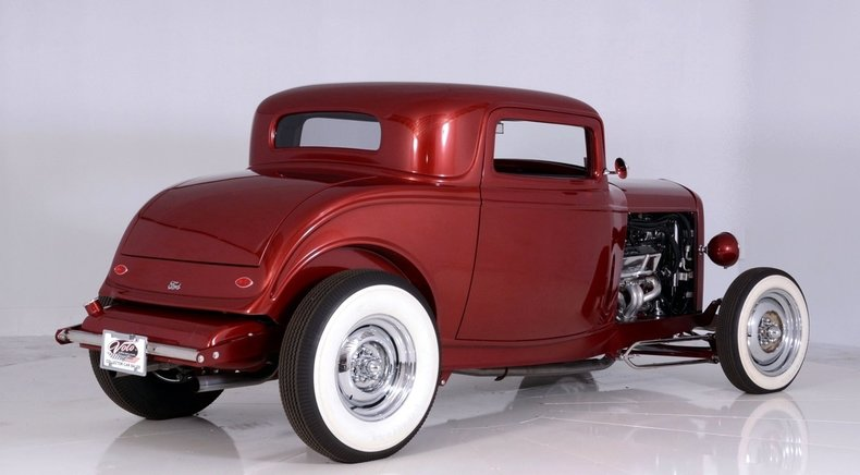 1932 Ford Coupe Image 3