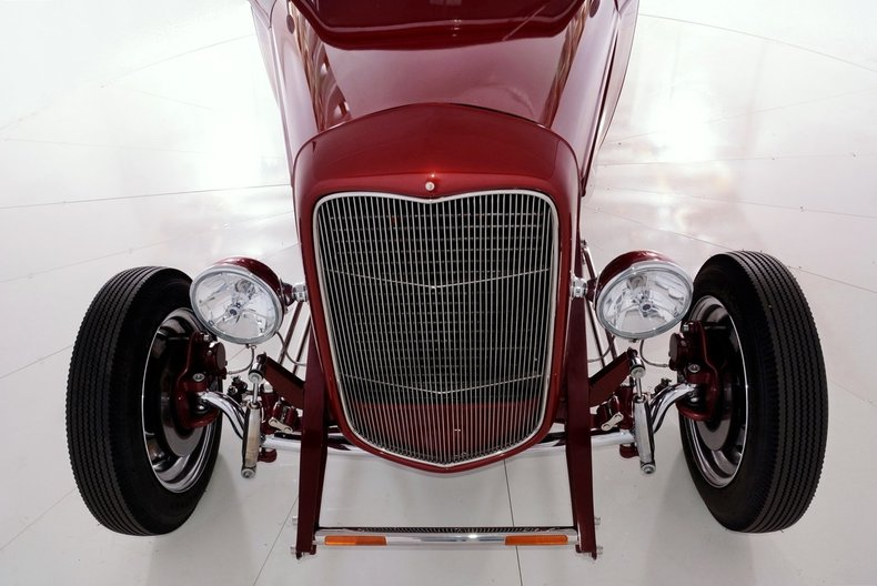 1932 Ford Coupe Image 25