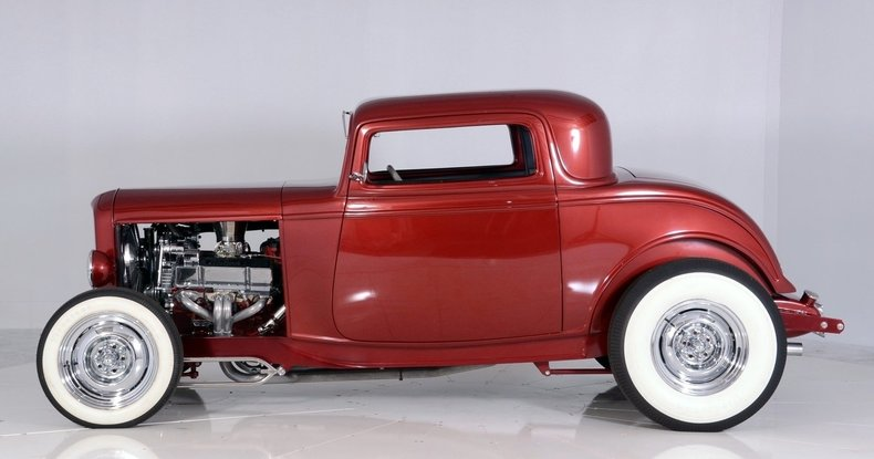 1932 Ford Coupe Image 30