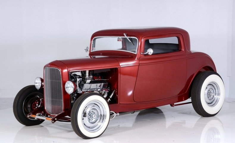 1932 Ford Coupe Image 49