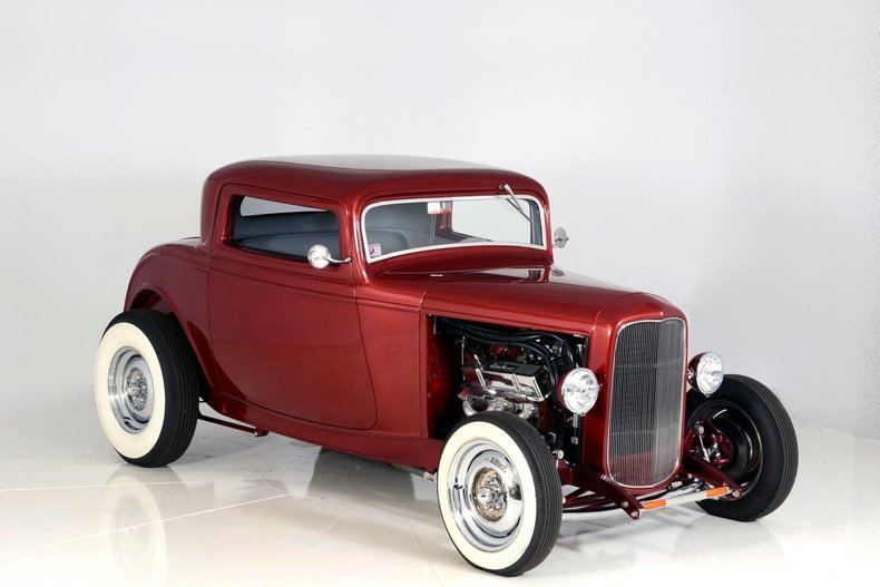 1932 Ford Coupe Image 59