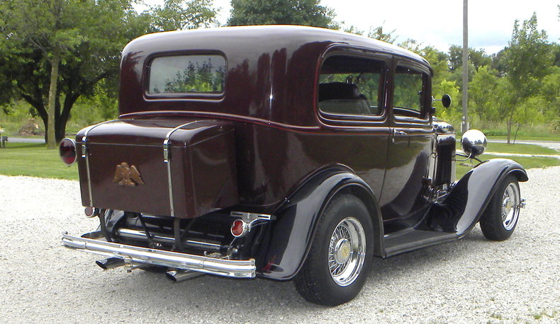 1932 Ford Custom Image 5