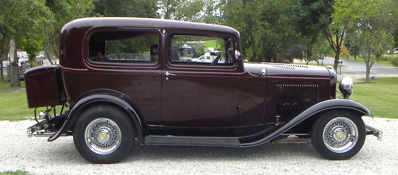 1932 Ford Custom Image 6