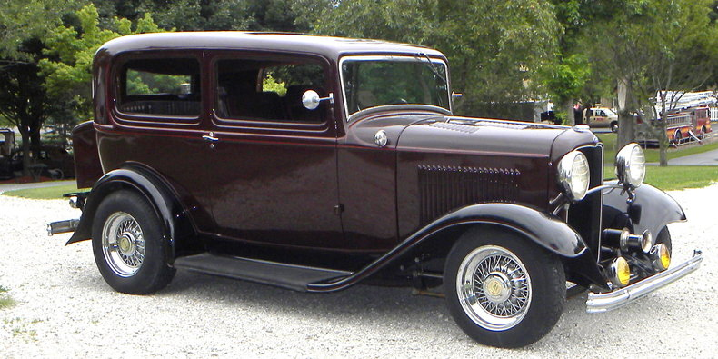 1932 Ford Custom Image 7